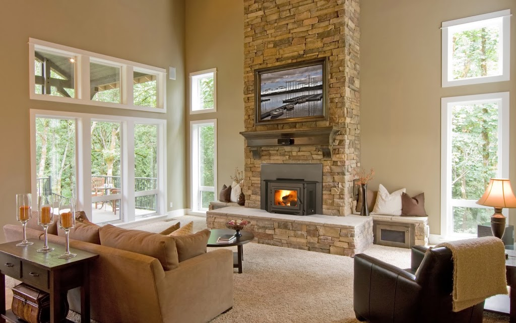 two story fireplaces hearth and home distributors of utah llc. Black Bedroom Furniture Sets. Home Design Ideas