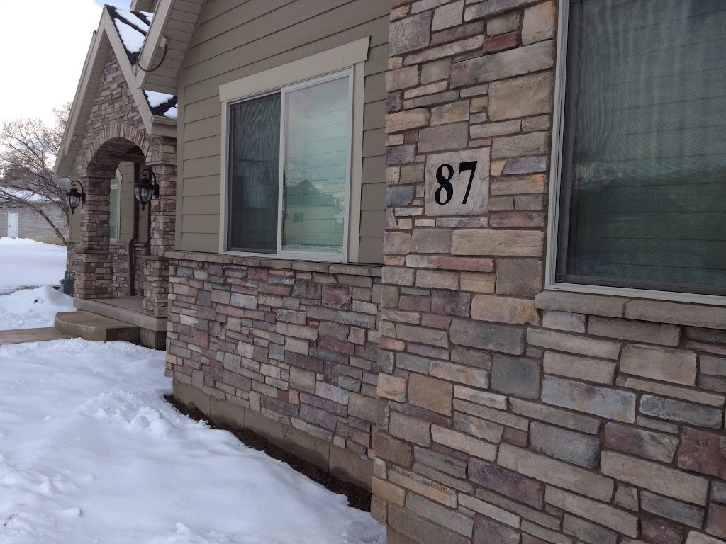 Marble Block Home : Adding curb appeal to your existing home hearth and