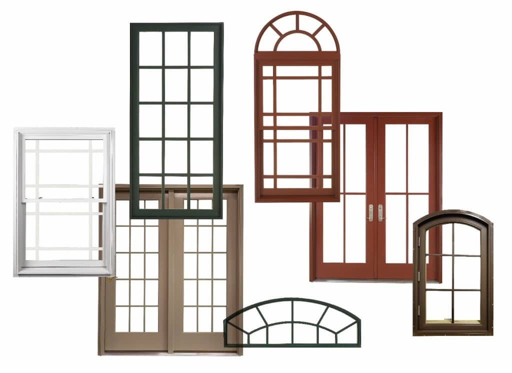 Window styles for houses house design plans for Window styles for homes