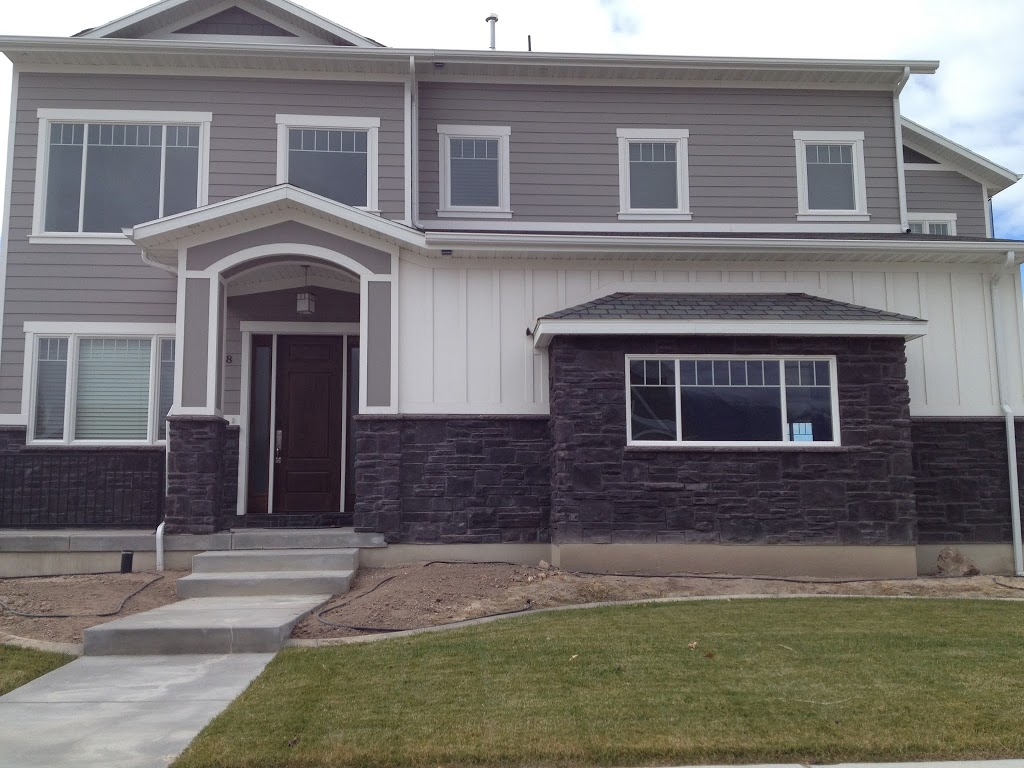 Black white houses hearth and home distributors of for Accent housing