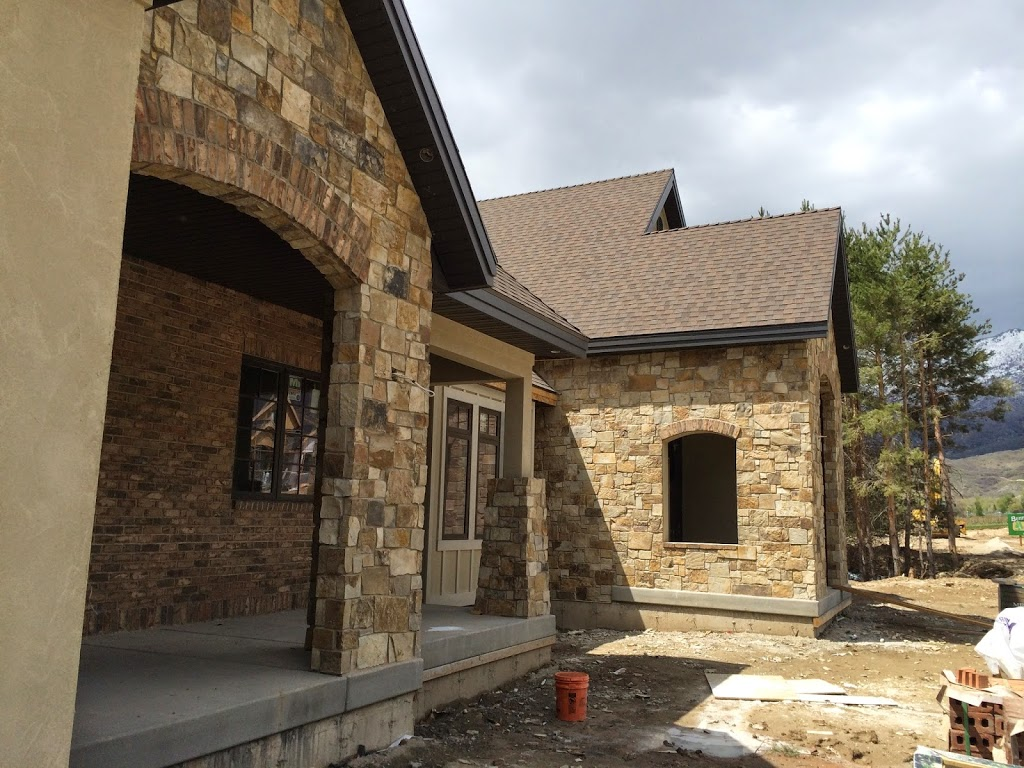 1000 images about brick and stone combinations on pinterest for Brick stone combinations