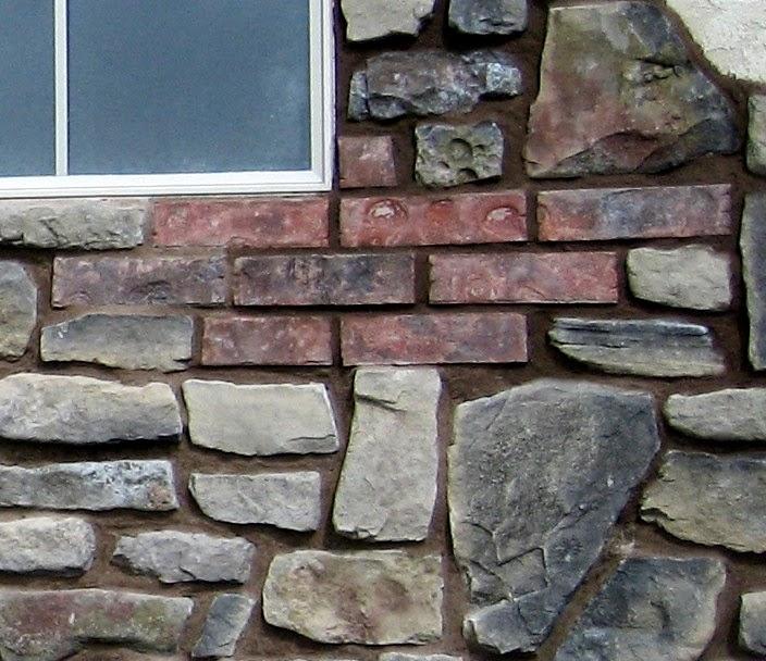 Unique Brick Ideas Making Brick Look Like Stone Hearth