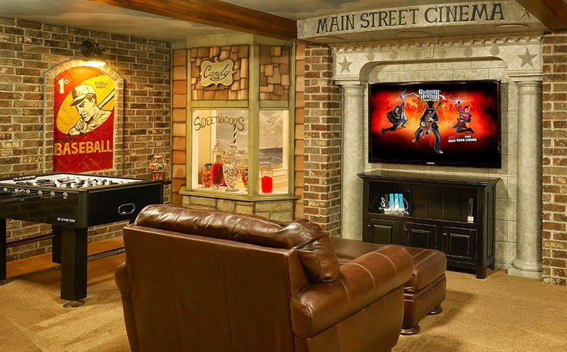 Man Cave With Fireplace : Man caves hearth and home distributors of utah llc