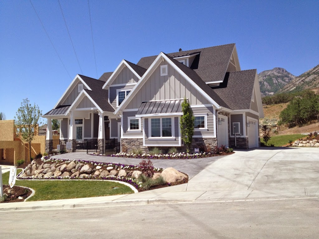 16 days of the utah valley parade of homes cultured for Craftsman house plans utah