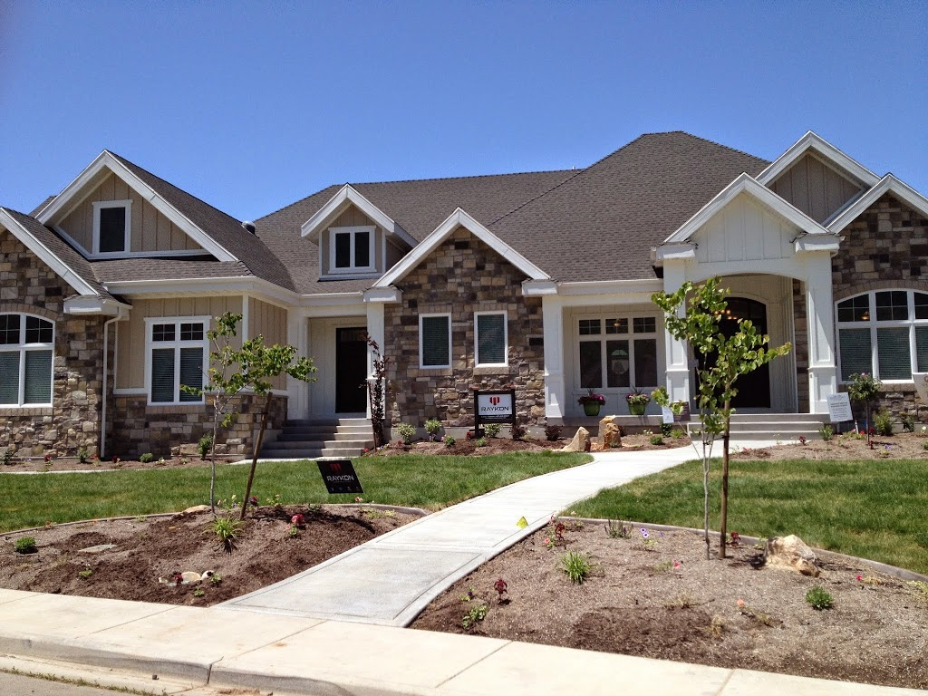 16 days of the utah valley parade of homes harristone for Utah homebuilders
