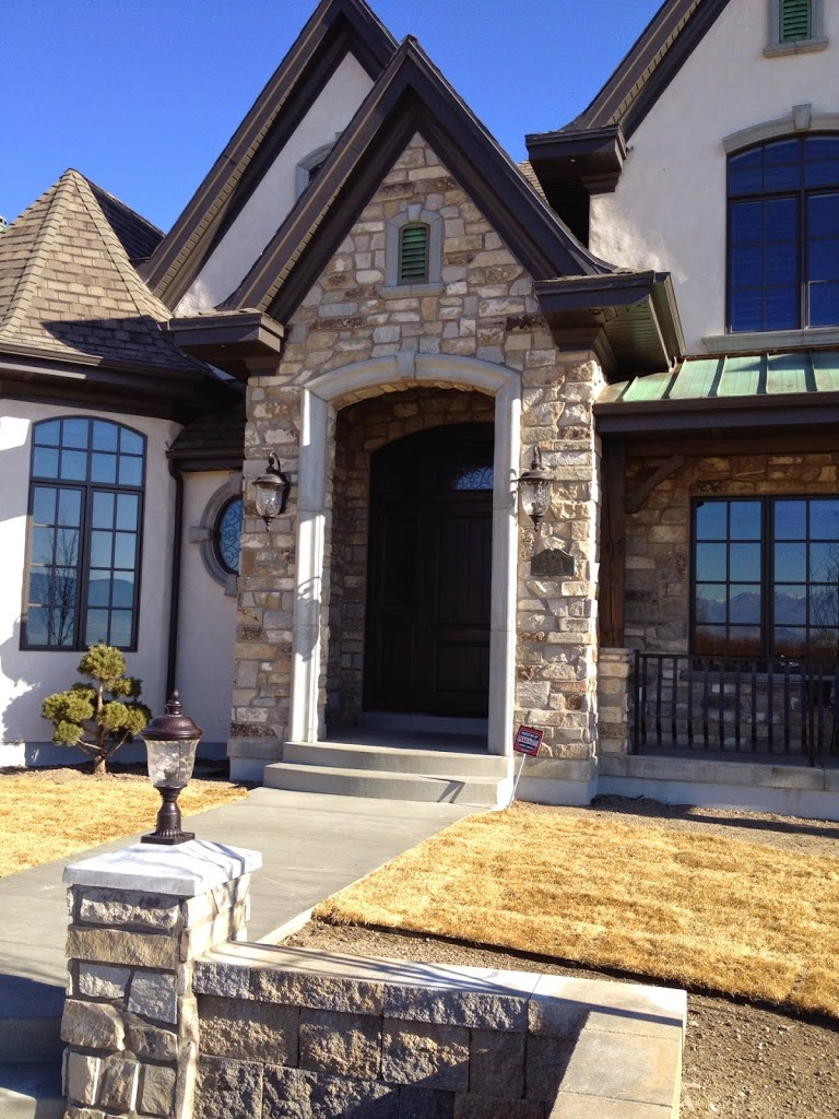 Home styles for white homes hearth and home distributors French country stone