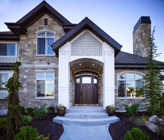 How To Coordinate The Colors Of Your Home Exterior