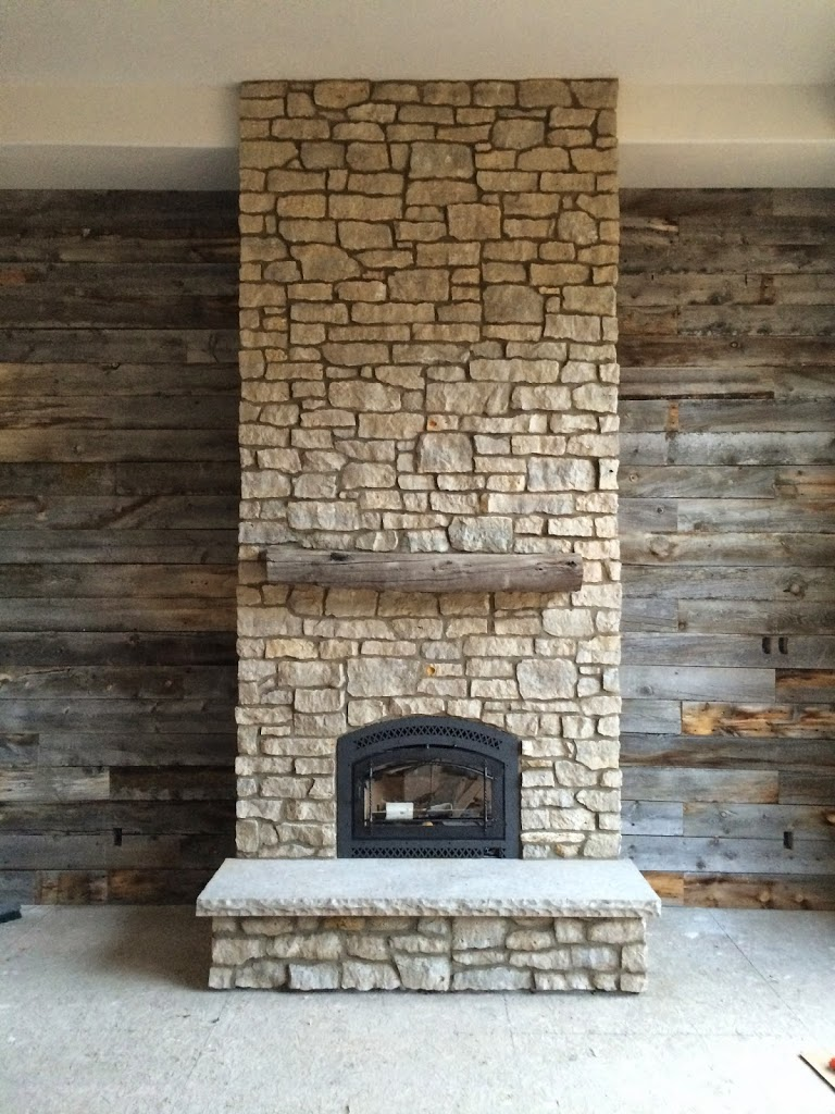 Reduce reuse recycle using your leftovers hearth - Stone and wood fireplace ...