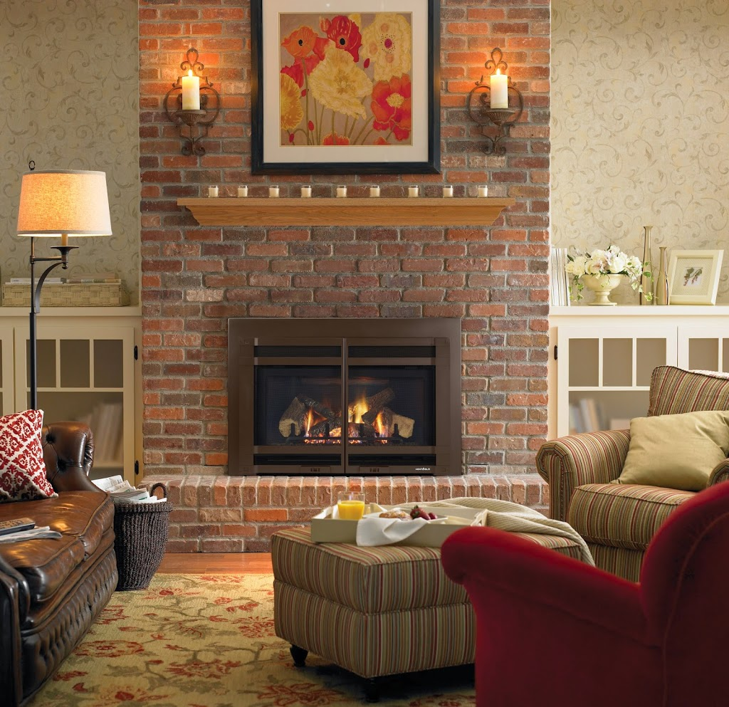 Red Brick Fireplaces Hearth And Home Distributors Of