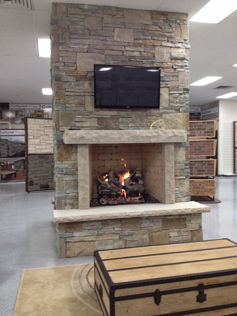Stone mantels hearth and home distributors of utah llc - Stone and wood fireplace ...