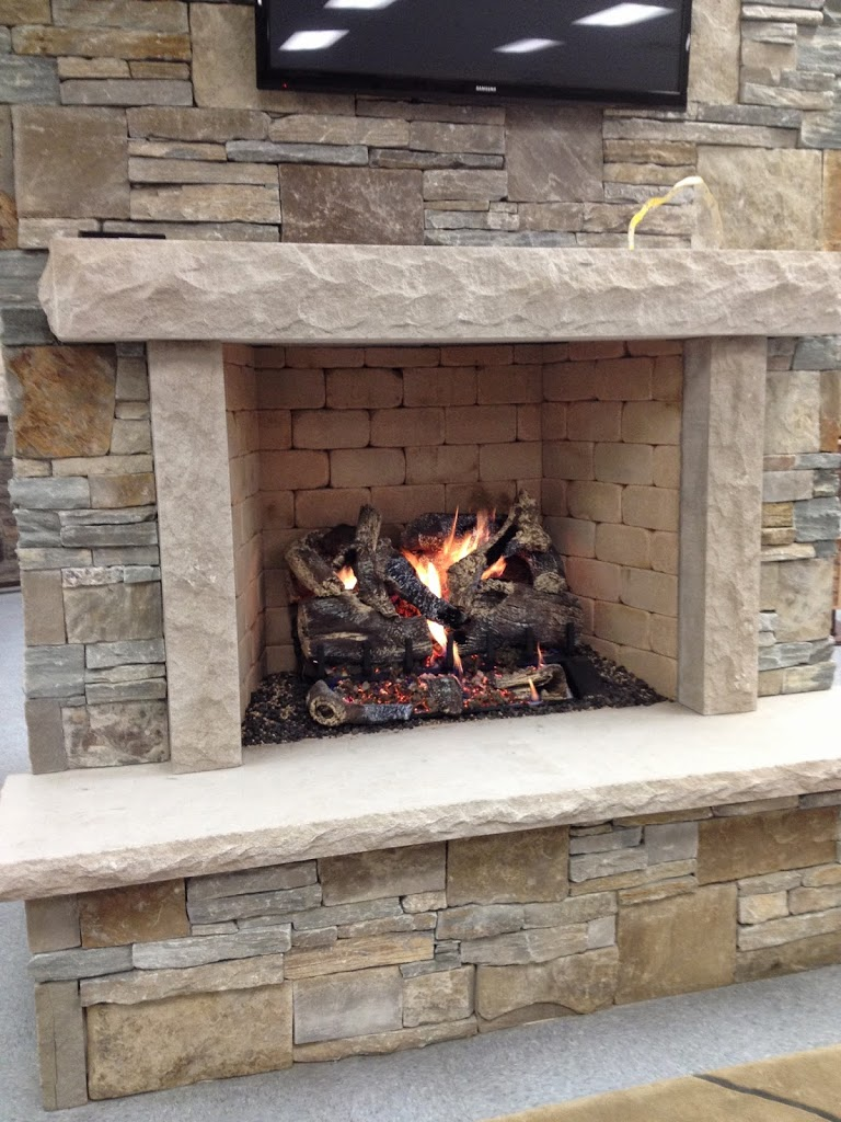 Stone Mantels - Hearth and Home Distributors of Utah, LLC.