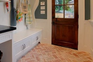 Interior Brick Pavers