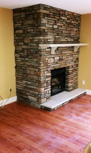 Endless Limestone Natural Stone Mantel Options - Hearth and Home ...
