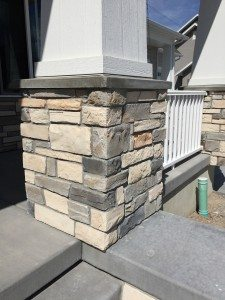 White Oak Amp Echo Ridge Country Ledgestone Blend Hearth