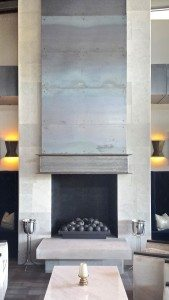 Modern Fireplaces: Tall Fireplaces - Hearth and Home ...