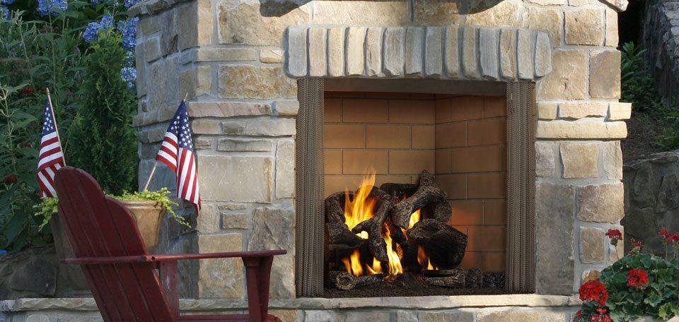 Quadra-Fire Castlewood Wood Fireplace