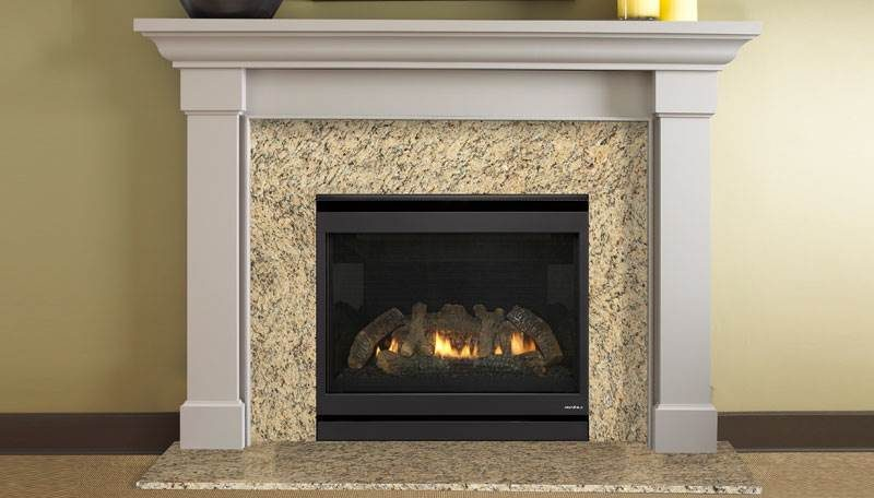 Heat & Glo SL-750 Fusion Gas Fireplace