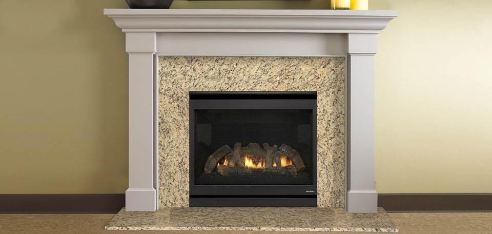 Heat & Glo SL-750 Fusion Gas Fireplace