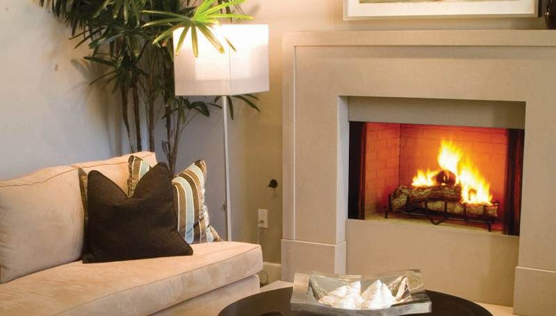 Heat & Glo Exclaim Wood Fireplace