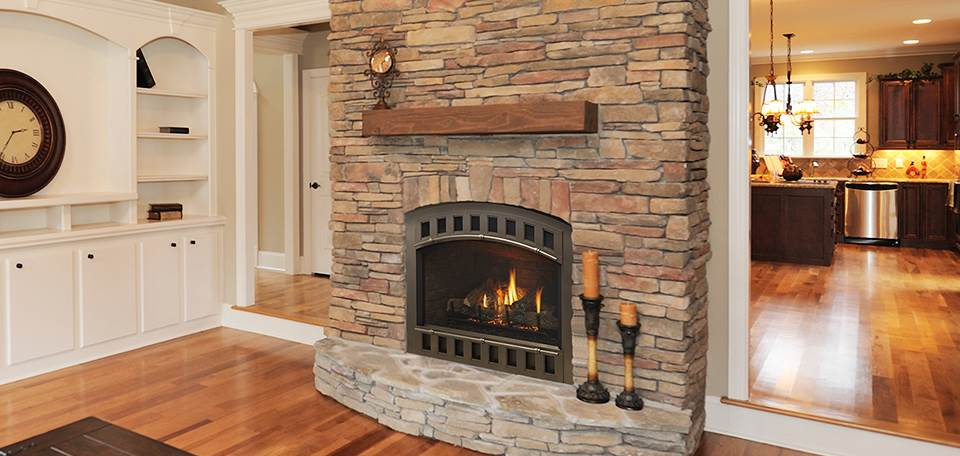 Heatilator Caliber nXt Gas Fireplace - Heatilator Caliber NXt Gas Fireplace - Hearth And Home