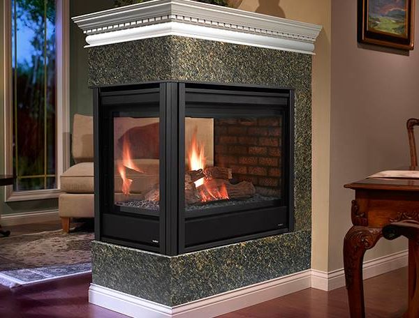 Heatilator Peninsula Gas Fireplace Hearth And Home Distributors Of Utah Llc