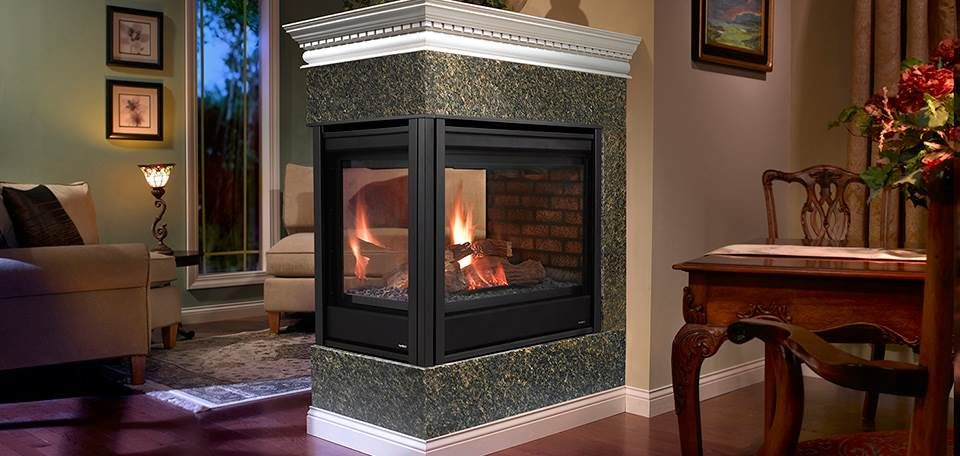 Heatilator Peninsula Gas Fireplace Hearth And Home Distributors