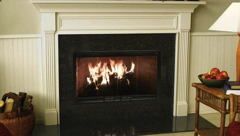 Heatilator Element Wood Fireplace