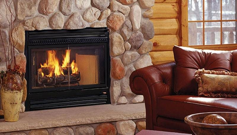 Heatilator SC60 Wood Fireplace