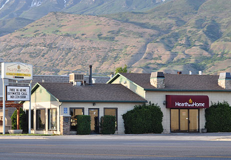 Hearth And Home Distributors Of Utah Orem Fireplace Showroom In County