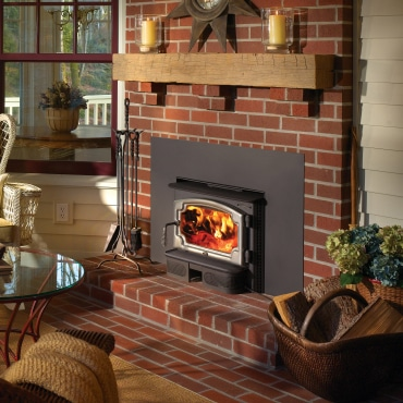 Lopi Answer Wood Insert Hearth And Home Distributors Of