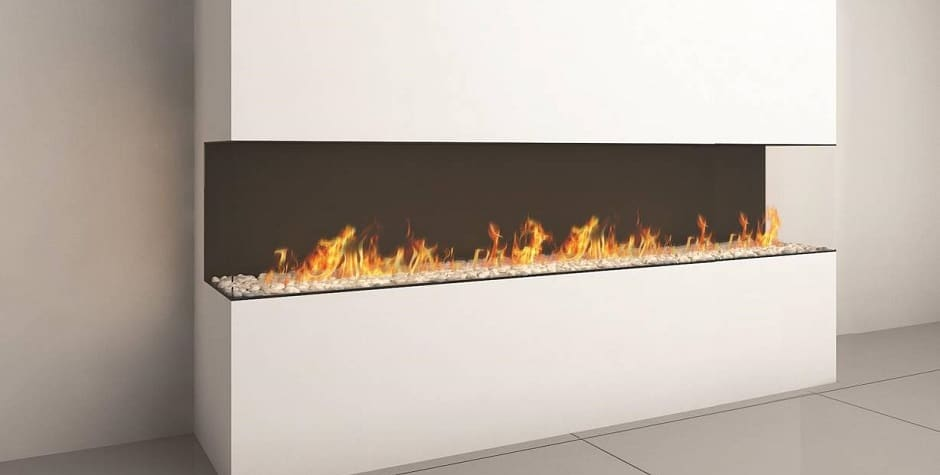 Ortal Three Side Clear 250 Ts Hearth And Home