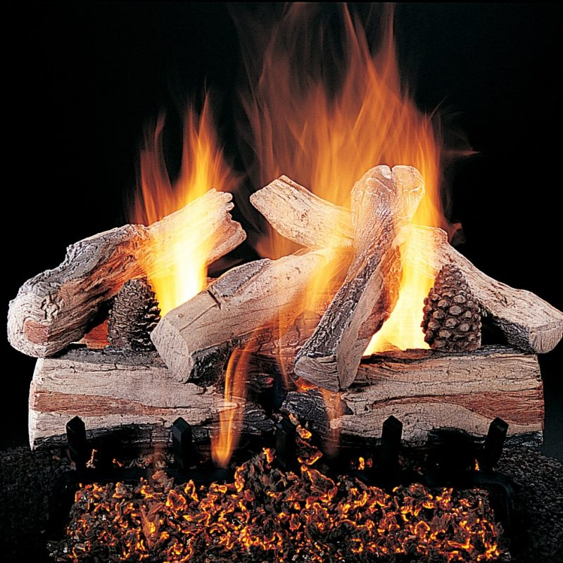 Vented Gas Logs Single Sided Archives Hearth And Home