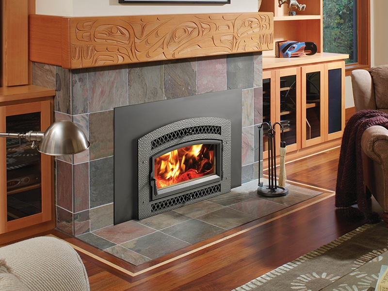Fireplace Xtrordinair Flush Wood Plus Arched Hearth And