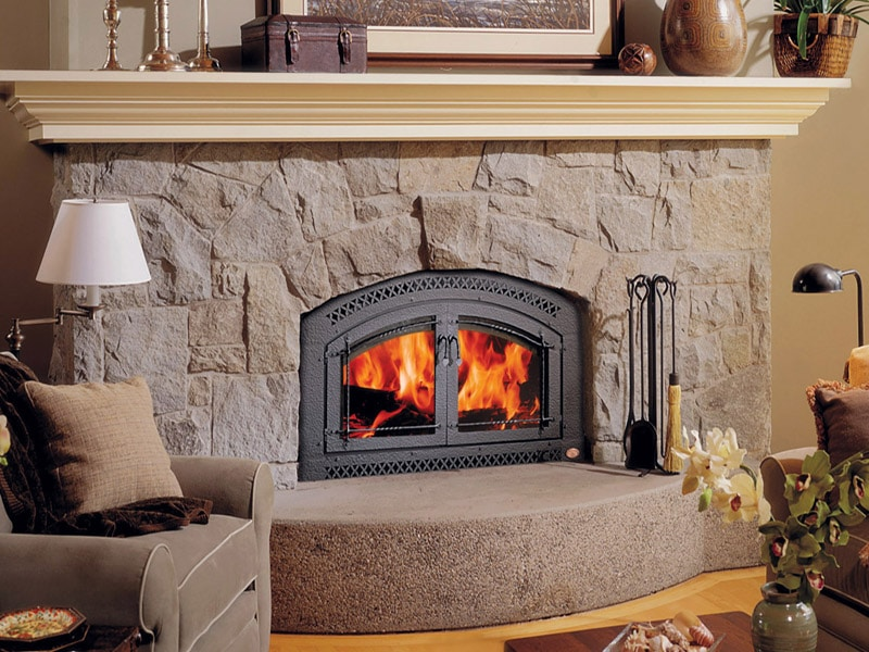 Fireplace Xtrordinair 44 Elite Wood Fireplace Hearth And