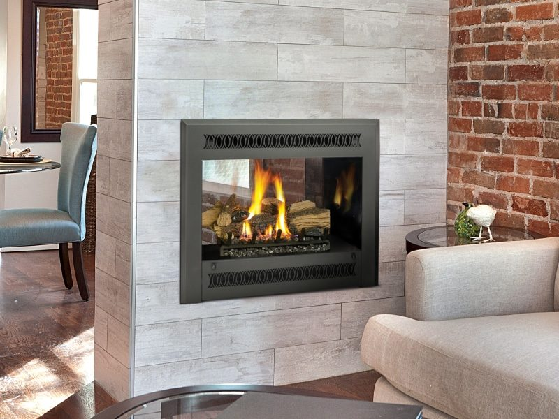 Fireplace Xtrordinair 864 See Thru Gas Fireplace Hearth And Home