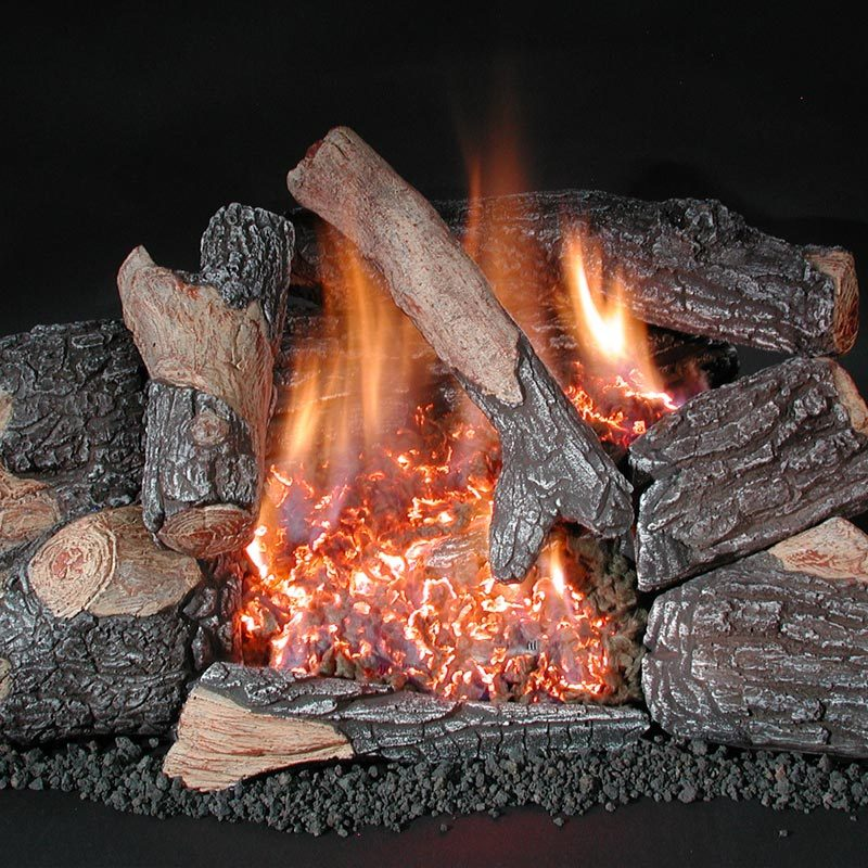 Vent-Free Gas Logs - Complete Sets
