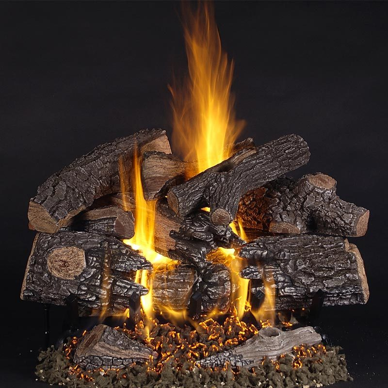 Vented Gas Logs - Logs Only