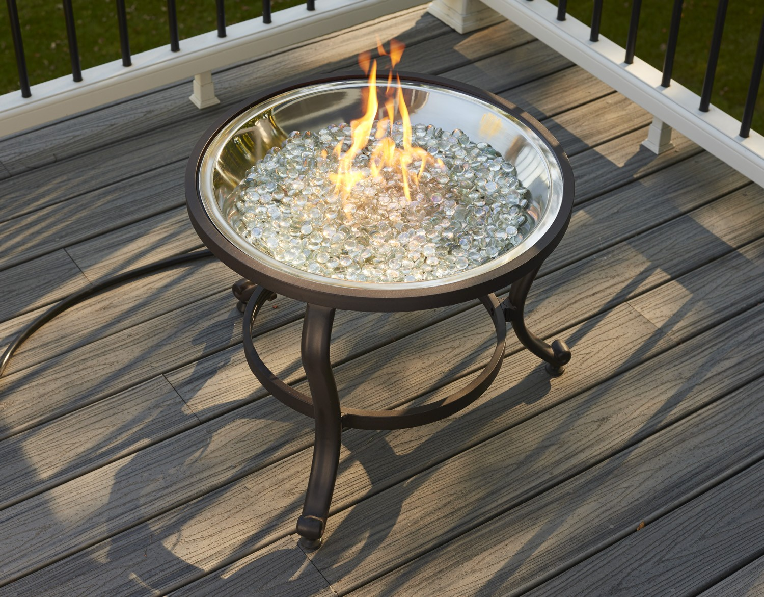 Outdoor Greatroom Company Tripod Fire Pit Hearth And