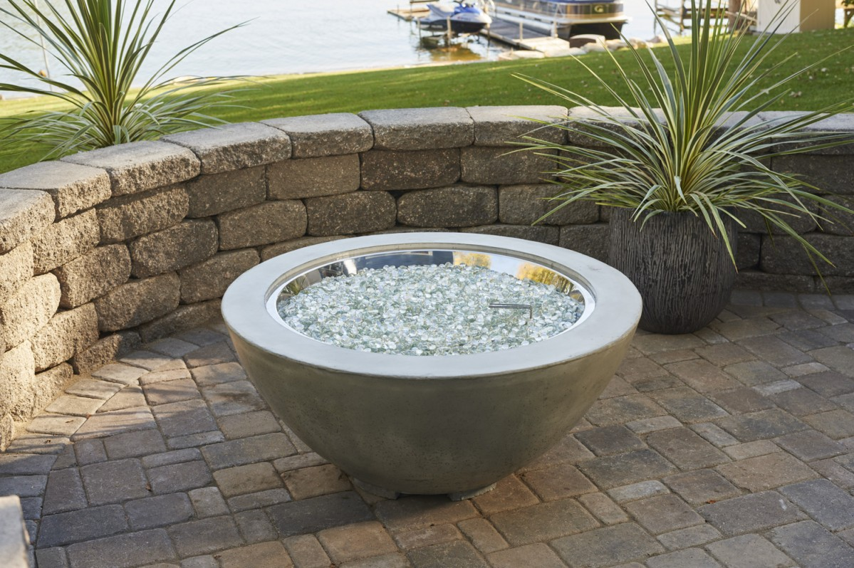Outdoor Greatroom Company Cove 30 Quot Fire Bowl Hearth And