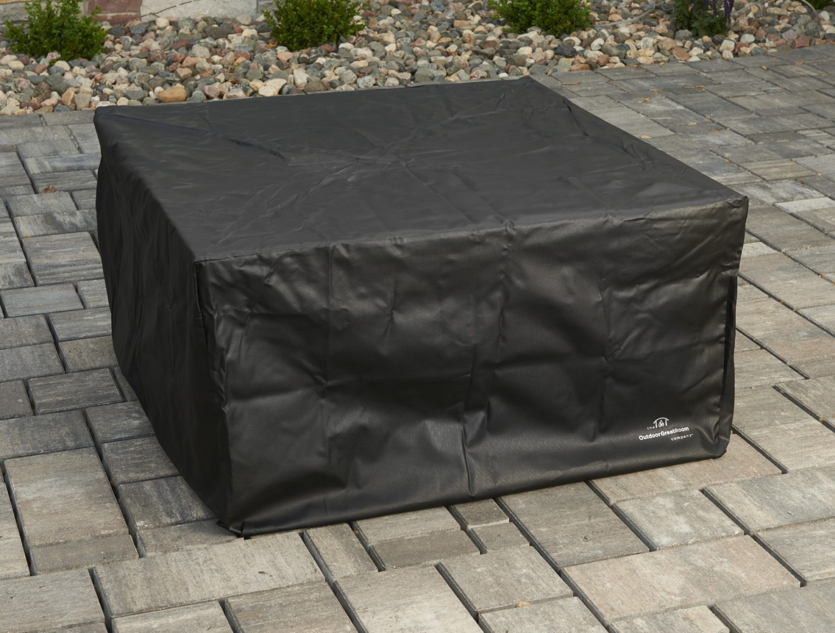 Outdoor Greatroom Company Square Vinyl Cover For Sierra