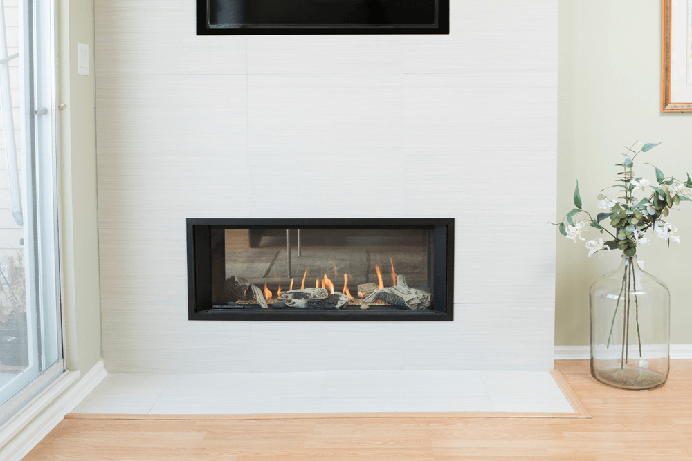 Valor L1 2 Sided Linear Series Hearth And Home