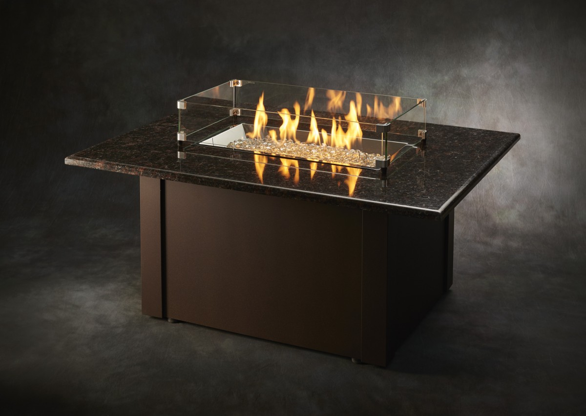Outdoor Greatroom Company Grandstone Fire Pit Table More