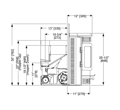 QDF-pellet-CB1200i-SIDE Quadra Fire I Insert Wiring Diagram on classic bay 1200 pellet, pellet fireplace, wood burning,