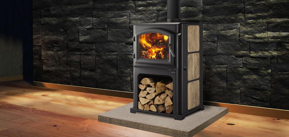 Quadra Fire Discovery Iii Wood Stove Hearth And Home