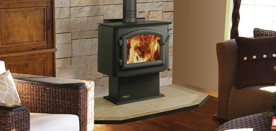 Quadra Fire 4300 Millennium Wood Stove Hearth And Home