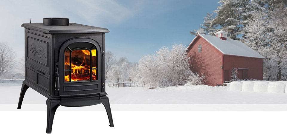 Vermont Castings Aspen Wood Burning Stove Hearth And