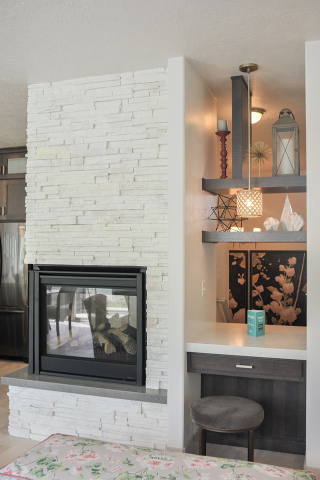 Utah Valley Parade Of Homes 2017 Our Five Favorite Fireplaces
